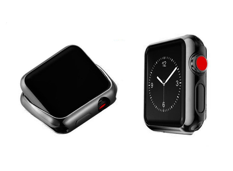 protectie silicon apple watch