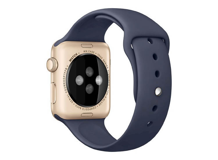 bratara midnight blue apple watch
