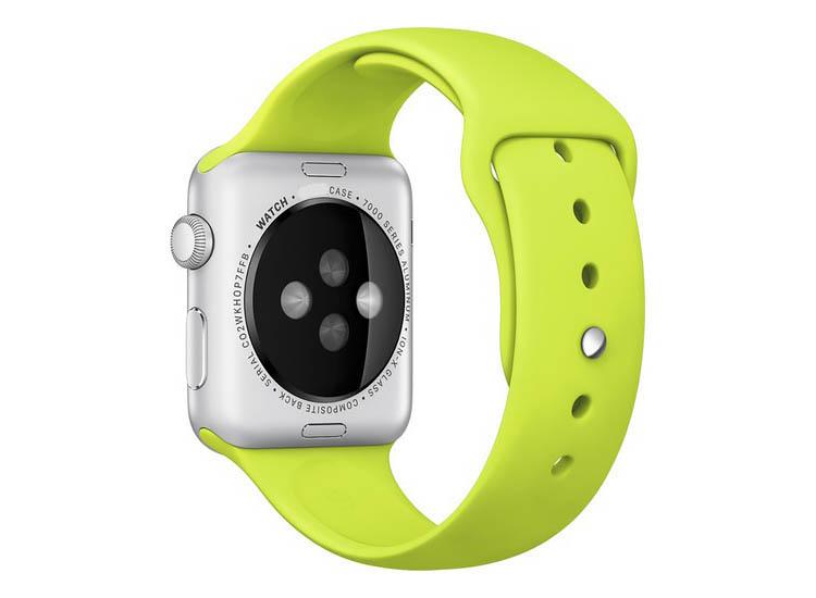 bratara silicon apple watch
