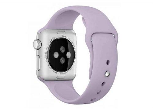 bratara din silicon mov apple watch