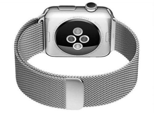 Bratara silver iwatch