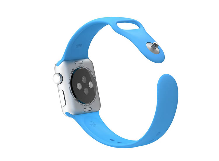 curea silicon apple watch