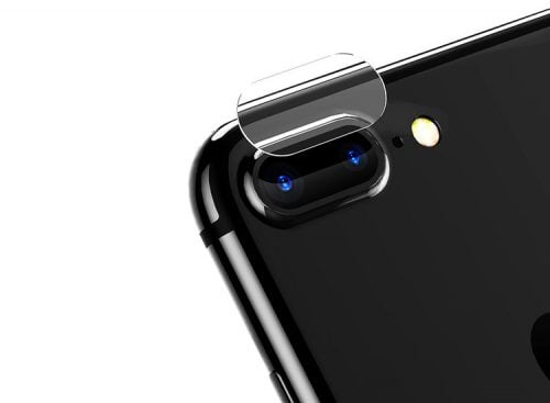 folie protectie camera sticla iphone 7 plus