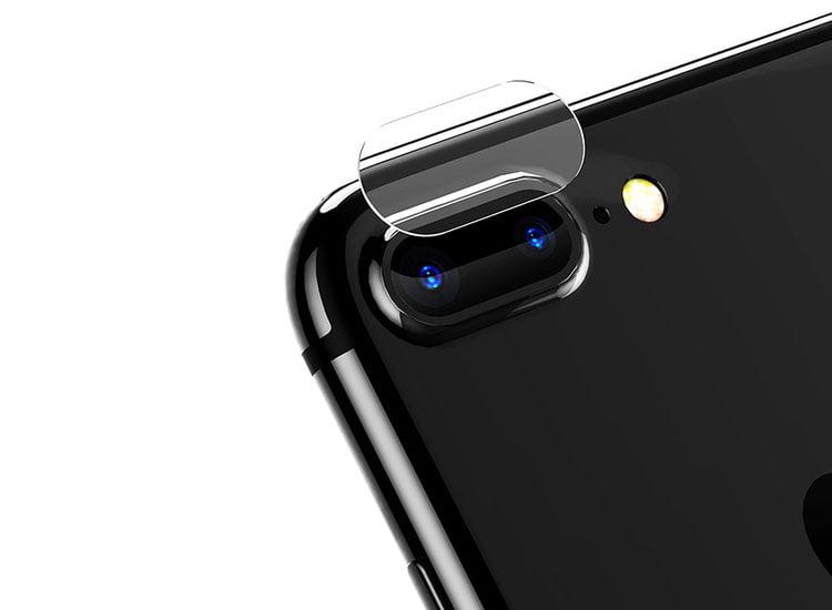 folie protectie camera sticla iphone 7 plus