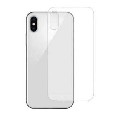 folie spate iphone x