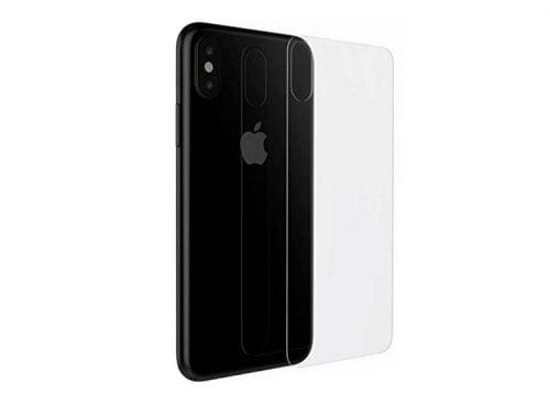 folie protectie pentru spate apple iphone x