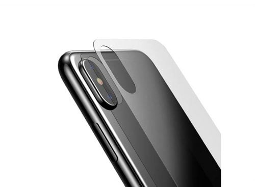 folie sticla spate apple iphone x