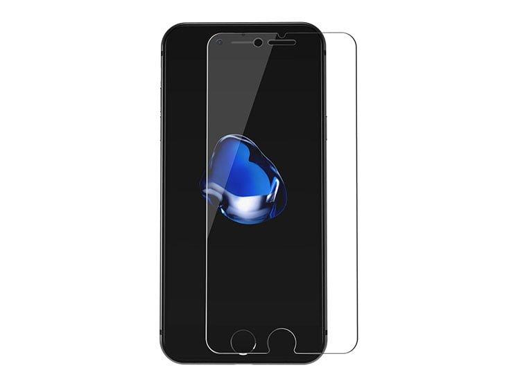 folie sticla transparenta iphone 8