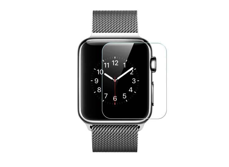 folie din sticla ecran apple watch