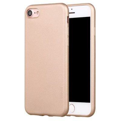 husa apple iphone 8 silicon gold