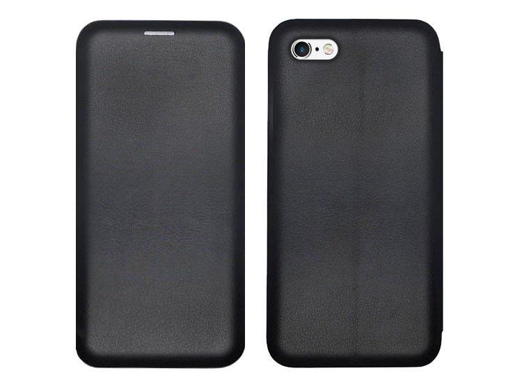 husa tip carte Apple iPhone 6 6s neagra