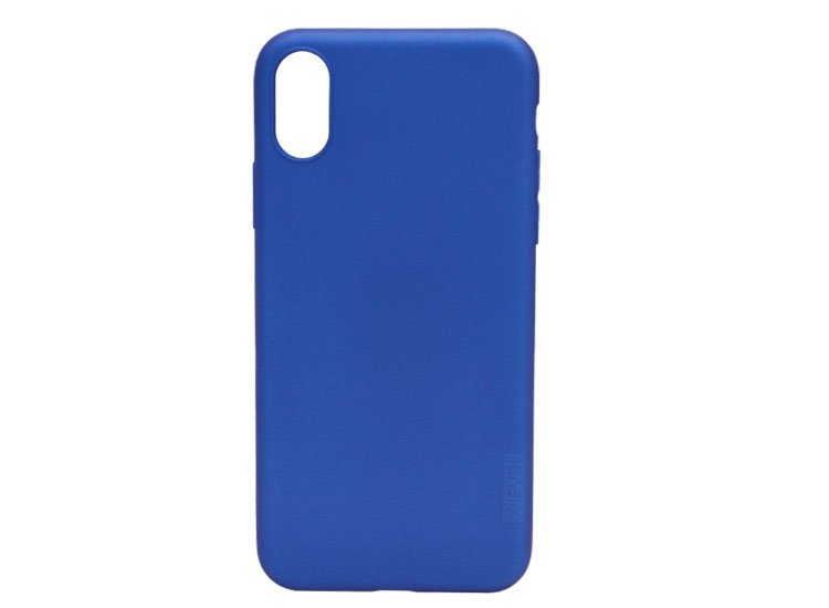 husa albastra apple iphone x