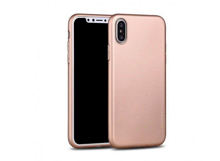 husa apple iphone x xs gold