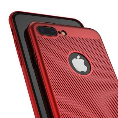 husa iphone 8 plus red