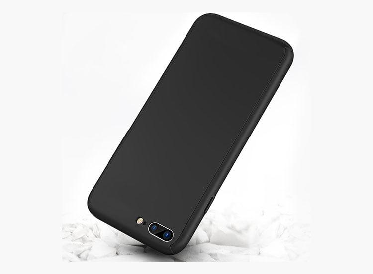 husa neagra iphone 7 plus