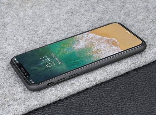 husa subtire iphone x