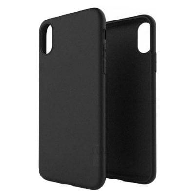 husa protectie iphone x xs silicon negru