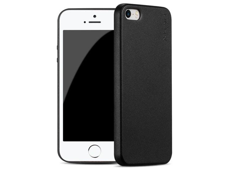 husa neagra iphone 5s