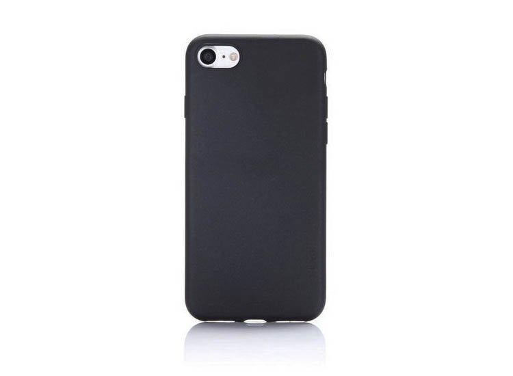 husa silicon negru iphone 6s