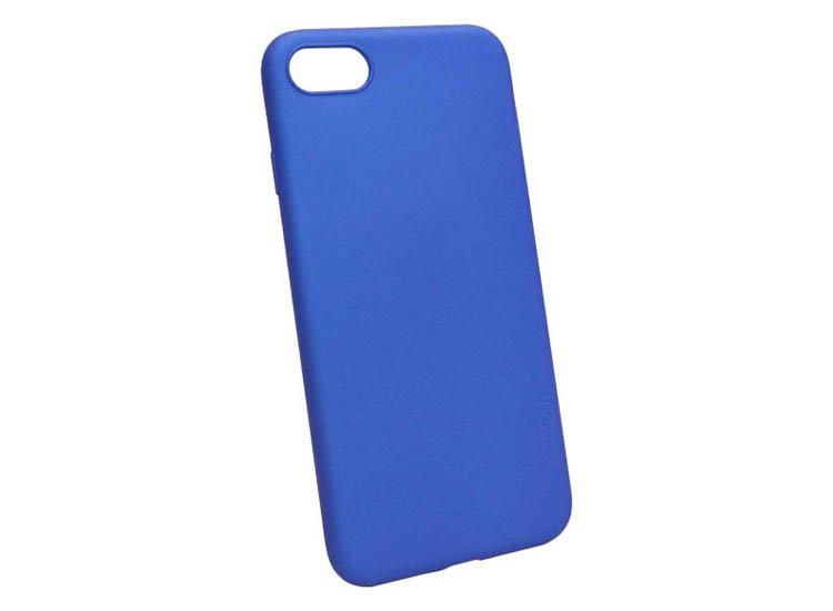 husa silicon albastra iphone 6 6s