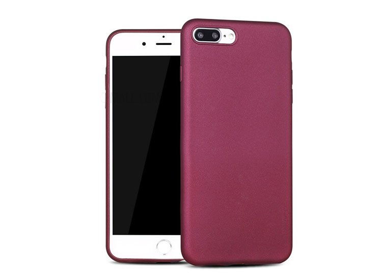husa silicon iphone 8 plus