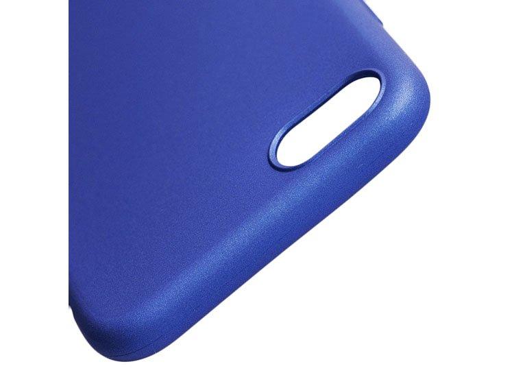 husa albastra iphone 6