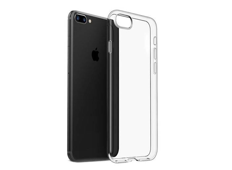 husa iphone 7 transparenta