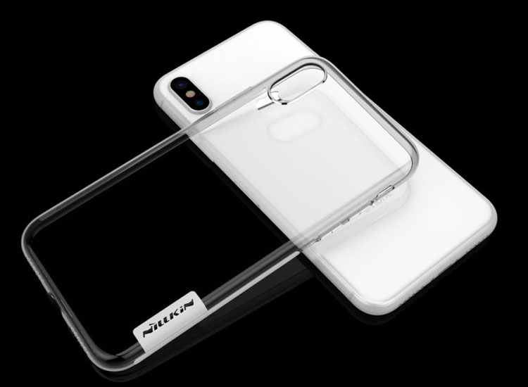 husa transparenta iphone x