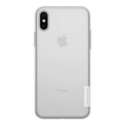 husa silicon transparent apple iphone x