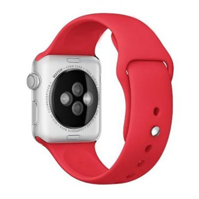 curea rosie apple watch
