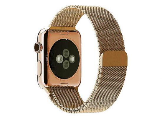 bratara aurie apple watch 4