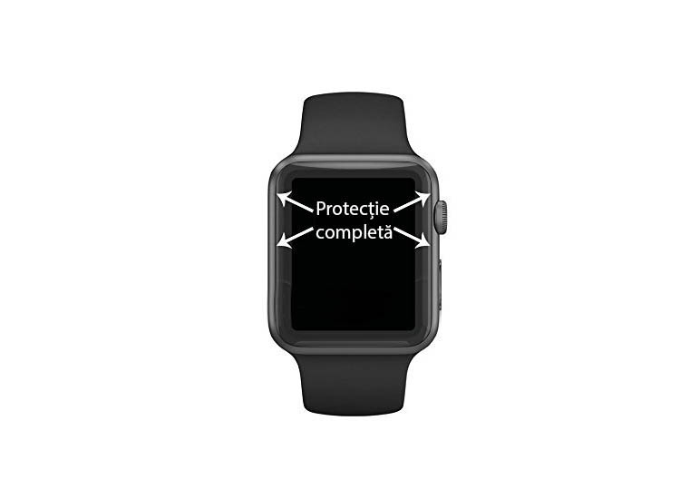 folie sticla completa apple watch