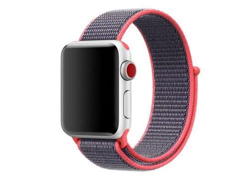 bratara rosie apple watch 1/2/3/4 textil