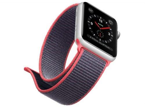 curea material textil apple watch 4