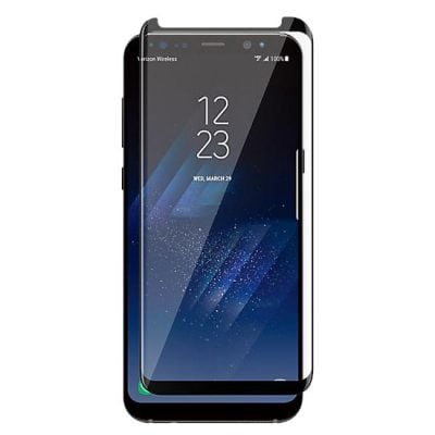 folie cu margini inguste case friendly samsung s8