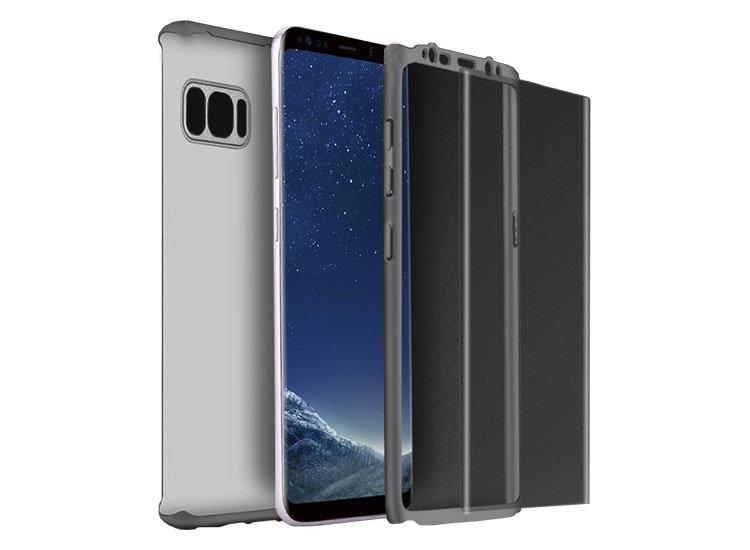 husa compusa din 3 elemente pentru Samsung Galaxy S8