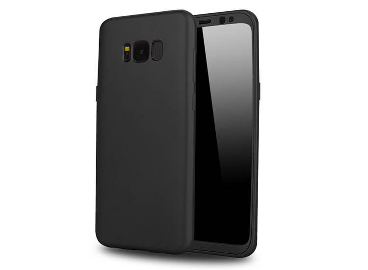 Husa full body 360 pentru Samsung Galaxy S8