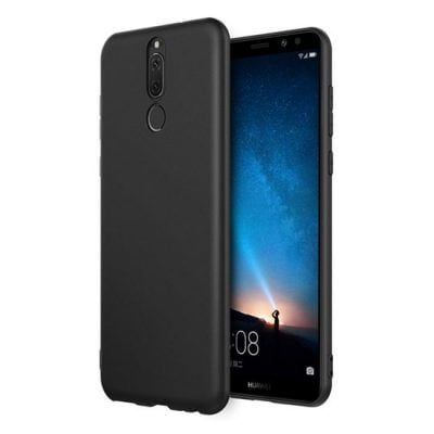 husa neagra silicon mate 10 pro x-level