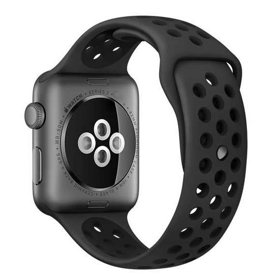 curea apple watch perforata