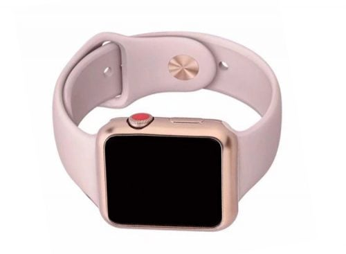 husa apple watch 38 mm rose