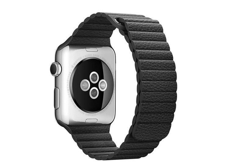 Curea piele naturala pentru Apple Watch 38 42