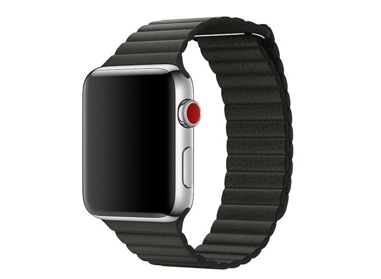 Bratara din piele leather loop Apple Watch 38 42