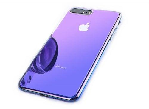 husa mov iphone 8