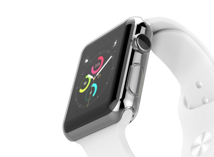 protectie siliconica apple watch 38 42 mm
