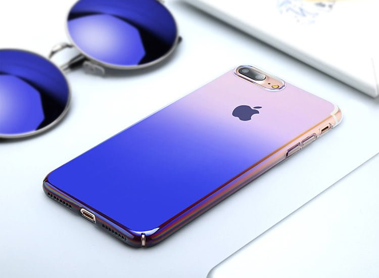 husa gradient apple iphone 8 plus