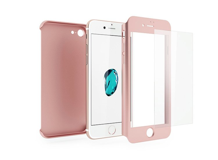 husa completa apple iphone 7 8