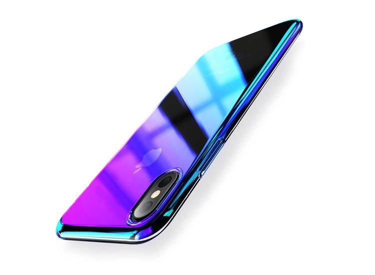Husa mov apple iphone xs max