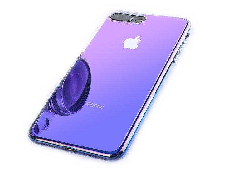 husa mov albastru apple iphone 8 plus
