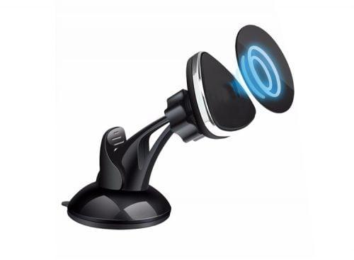 suport telefon magnetic cu ventuza