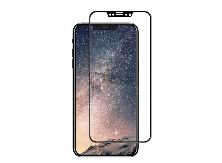 folie 3d apple iphone xs max din sticla securizata